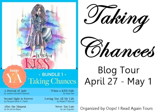 Taking Chances Banner